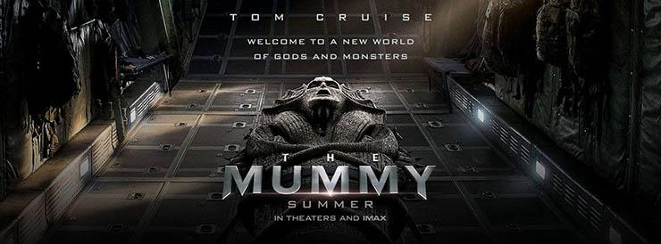 10 เรื่องน่ารู้ก่อนดู The Mummy เวอร์ชั่นปี 2017
