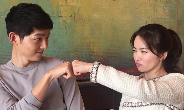ย้อนความหวาน ซงจุงกิ-ซงฮเยคโย ก่อนประกาศแต่งงานฟ้าแลบ!