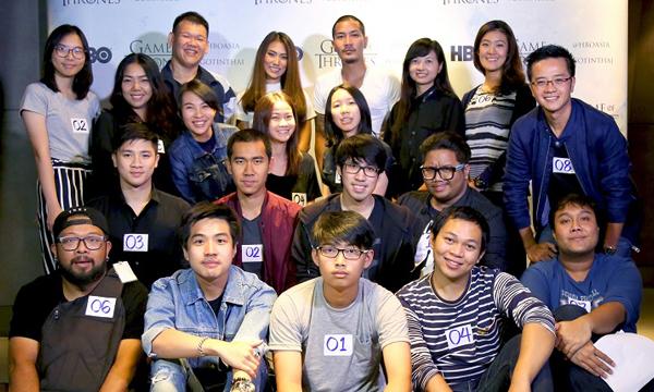 HBO ประกาศผลผู้ชนะพากย์เสียงไทย GAME OF THRONES 7