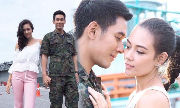 """อ๋อม-แซมมี่ รีเทิร์น พร้อมปฏิบัติภารกิจปกป้องน่านน้ำไทย """"ราชนาวีที่รัก"""""""