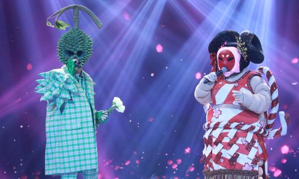 ทุเรียน vs ซูโม่ สุดยอดโชว์จากแชมป์ The Mask Singer 2 ซีซั่น