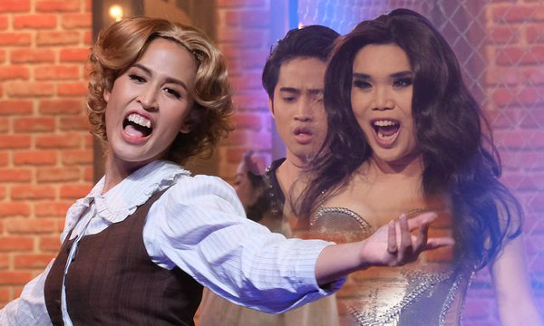 เวทีร้อนฉ่า! กอล์ฟ-ก๊อตจิ โชว์แซ่บเวอร์ LIP SYNC BATTLE THAILAND