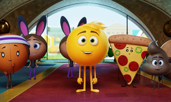 รีวิว The Emoji Movie อนิเมชันโลกสวยที่ทำออกมา งั้น ๆ