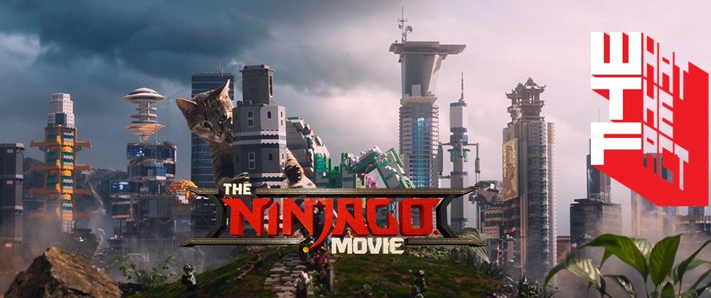 รีวิวThe Lego Ninjago Movie