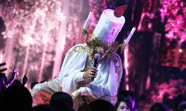 """มาสักที ทายมาตั้งแต่ซีซั่นแรก เผยโฉม """"หน้ากากเทียน"""" The Mask Singer 3"""