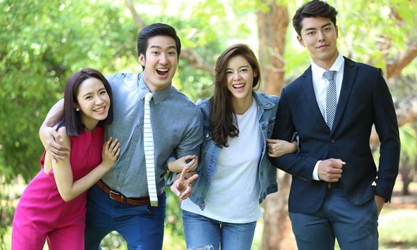 รักกันพัลวัน เรื่องย่อ ละคร ช่อง3