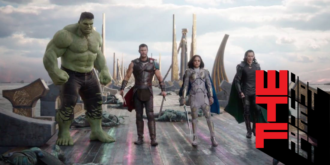 Box Office (10-12 พ.ย. 2017) Thor Ragnarok ยังแรง จัดไปกว่า 600 ล้านเหรียญทั่วโลก