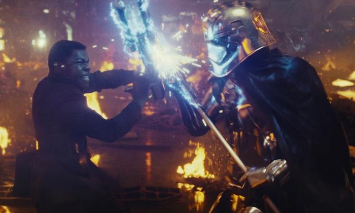 รีวิว Star Wars: The Last Jedi จงรักษาความดีดุจเกลือรักษาความเค็ม