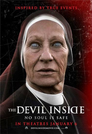 หนังผี The Devil Inside