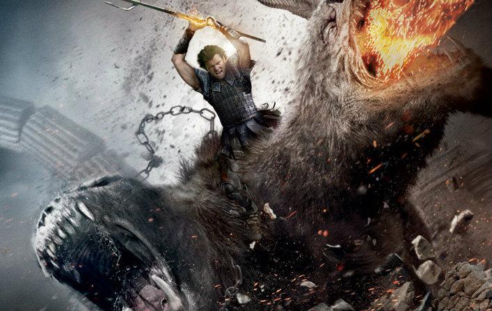 ไคมีร่า ศัตรูตัวฉกาจ ใน Wrath of the Titans