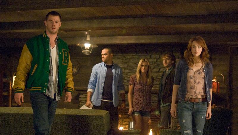 ทุกเสียงวิจารณ์ ชู The Cabin in the Woods หนังสยองเกรด A+