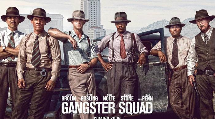 คลิปแรกของแก๊งอันธพาล แอล.เอ. The Gangster Squad