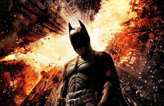The Dark Knight Rises เผยโฉม ใบปิดใหม่