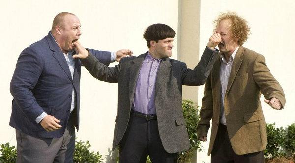 สามเกลอหัวแข็ง ได้2พี่น้อง ฟาร์เรลลี่ การันตีความฮา