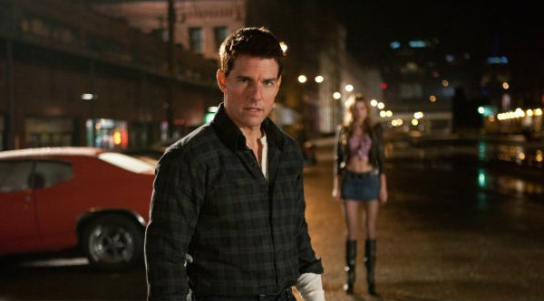 ทอม ครูซ โชว์บู๊ในตัวอย่างแรก Jack Reacher