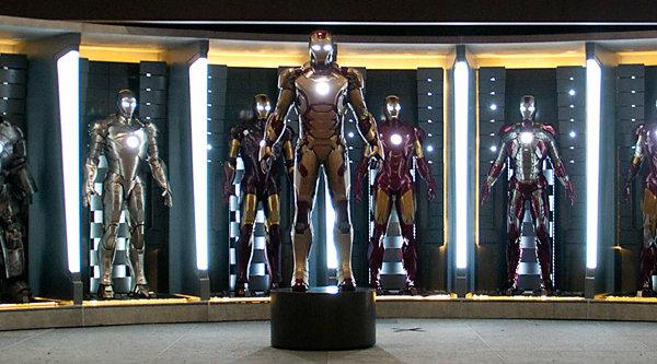 Marvel เผยโฉมชุดเกราะล่าสุดของ Iron Man 3