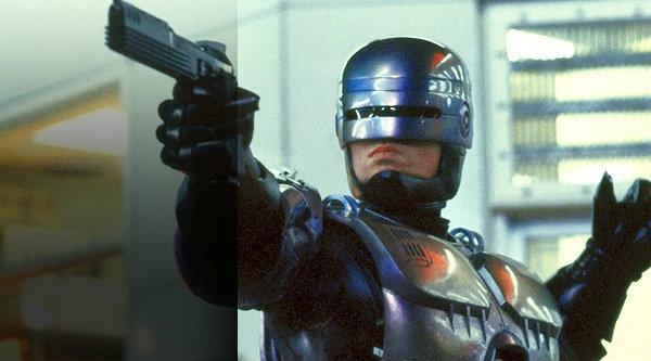 เผยภาพชุดแรกของ Robocop ฉบับรีเมก