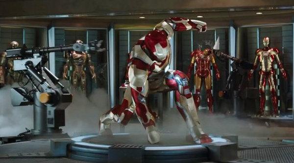 Iron Man 3 ปล่อยคลิปล่าสุด เผยโฉมเกราะใหม่