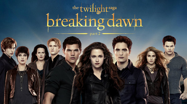 แนะนำกลุ่มแวมไพร์พันธมิตรใน Breaking Dawn - Part 2