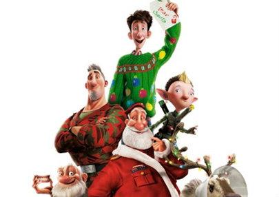 กิจกรรมชิงดีวีดีภาพยนตร์ Arthur Christmas
