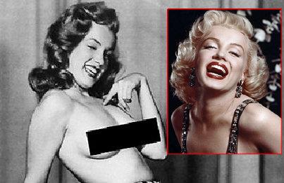 ภาพนู้ด มาริลีน มอนโร ก่อนฉายแววเป็น เซ็กส์ซิมโบล