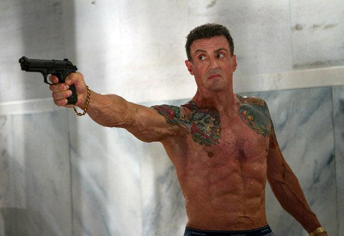 กิจกรรมชิงบัตรชมภาพยนตร์ Bullet to the Head