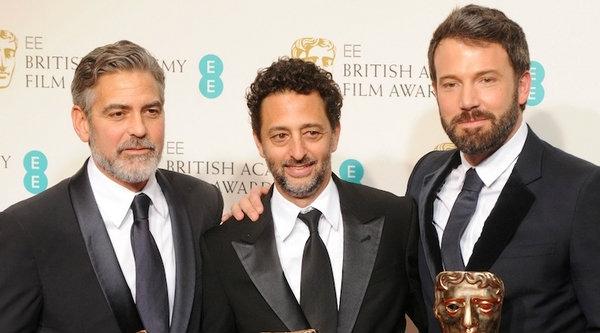 Argo แรงไม่หยุด คว้า 3 รางวัล BAFTA 2013