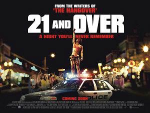กิจกรรมชิงบัตรชมภาพยนตร์ 21 and Over