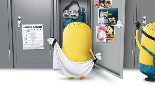 ตัวอย่างน่ารัก Despicable Me 2 ออกป่วนแล้ว!!