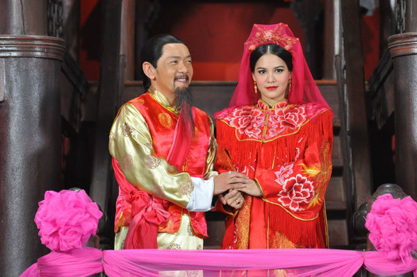 พิม หนีไปแต่งงานกับ ปั๋ง เพื่อความอยู่รอด