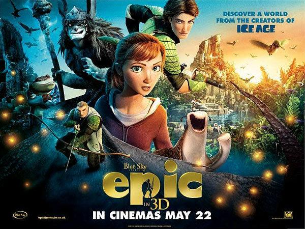 วิจารณ์หนัง Epic
