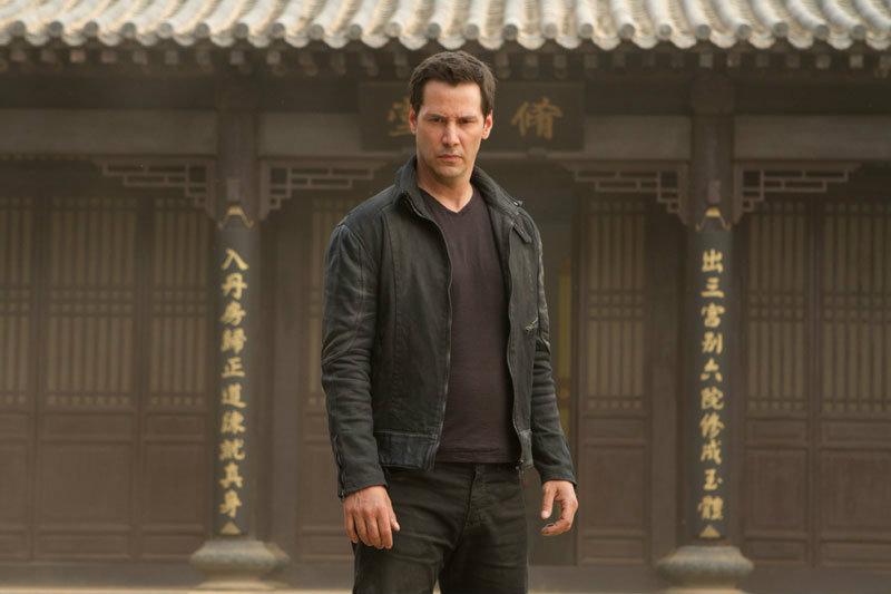กลับมาแล้ว! คีอานู รีฟส์ กำกับเรื่องแรก 'Man of Tai Chi'