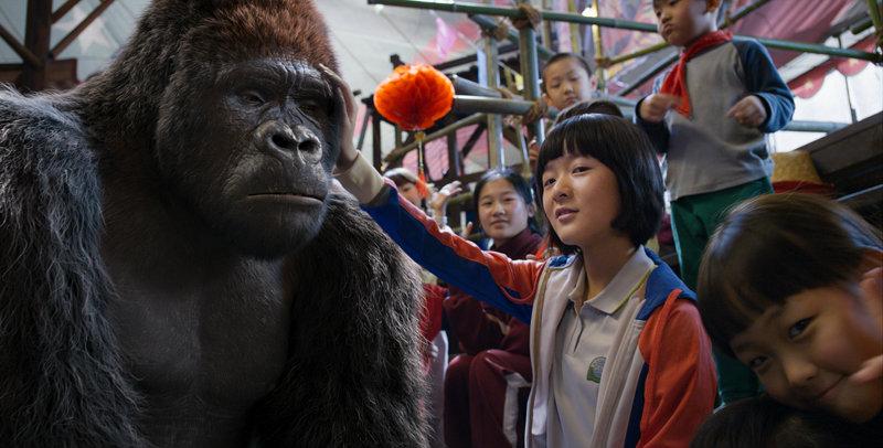 """MR.GO """"มิสเตอร์คิงคอง"""" หนังอลังการงานสร้าง!"""