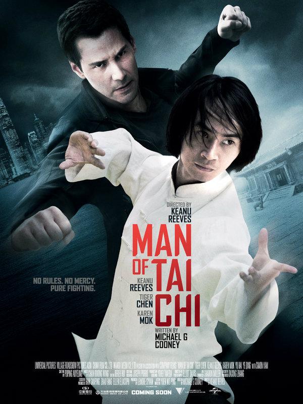 Man of Tai Chi - คนแกร่งสังเวียนเดือด