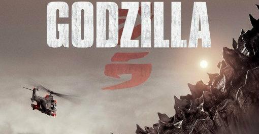 โปสเตอร์และโฉมแรกของ Godzilla เวอร์ชั่นล่าสุด!