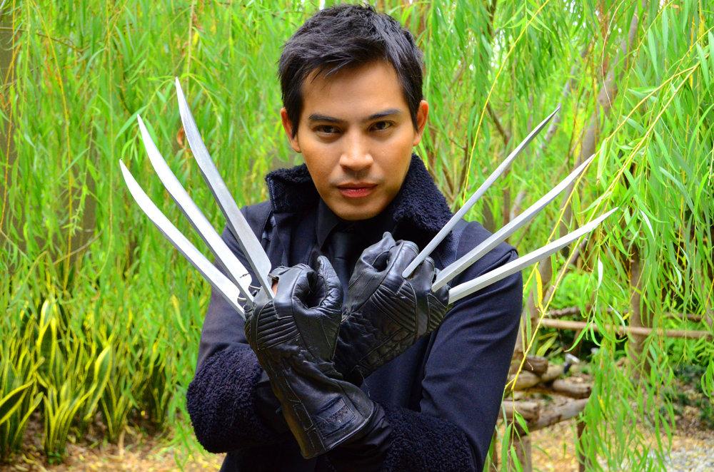 ปอ ทษฎี, เฮนรี่ ทราน ใน The Wolverine ทีวีสเปเชียล