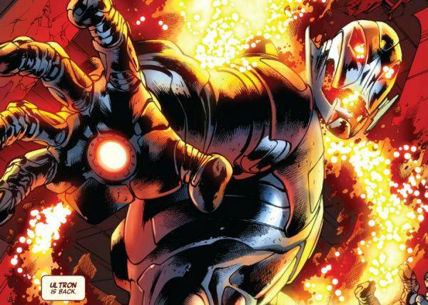 """เผยที่มาของ """"อัลตรอน"""" บอสใน The Avengers: Age of Ultron"""