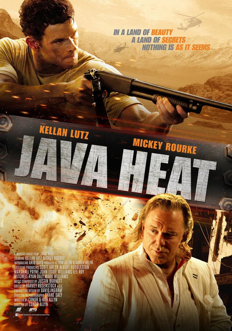 Java Heat คนสุดขีด
