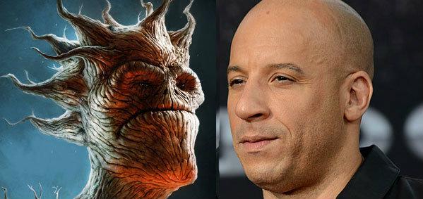 วิน ดีเซล จะมาให้เสียงซูเปอร์ฮีโร่ใน Guardians of the Galaxy