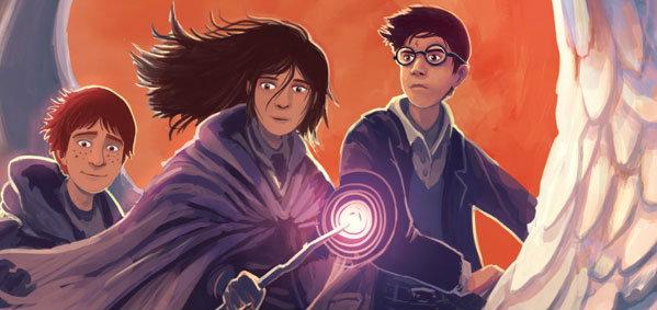 Harry Potter ออกปกใหม่ฉลองครบรอบ 15 ปี