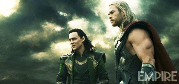 ธอร์&โลกิ บนโปสเตอร์ Thor The Dark World พร้อมภาพชุดใหม่!