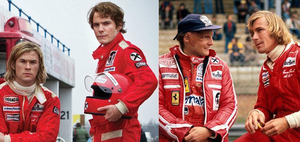 เลาดา VS ฮันต์ จากเรื่องจริงการแข่งรถ F1 สู่หนัง Rush