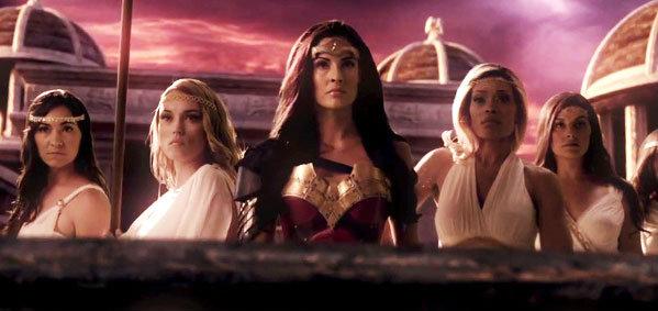 ตัวอย่างหนังซูเปอร์ฮีโร่ Wonder Woman สุดงามสง่า!