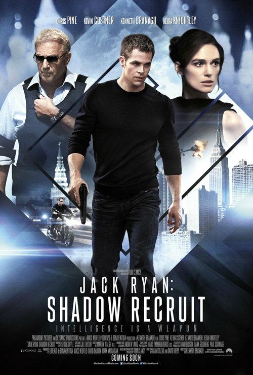 Jack Ryan Shadow Recruit