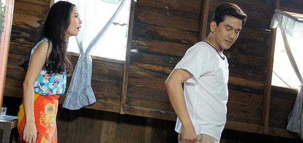 ลำยอง ติดยาดองทิ้งลูกไว้ในห้อง สันต์ ฟิวส์ขาดตบเมียหัวทิ่ม
