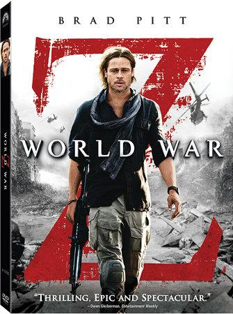 โดนใจคอหนัง ลุ้นดีวีดี World War Z (ประกาศผล)