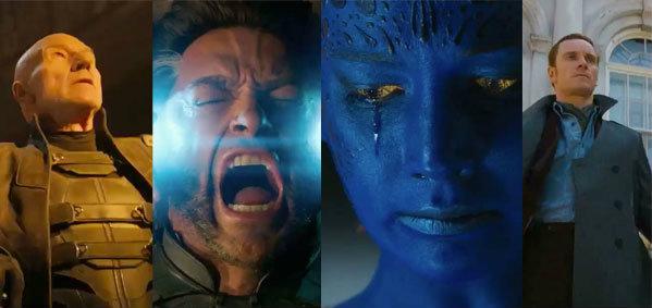 ตัวอย่างยั่วน้ำลาย X-Men: Days of Future Past