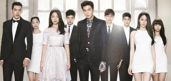 The Heirs (상속자들) เรื่องย่อ ซีรี่ย์เกาหลี