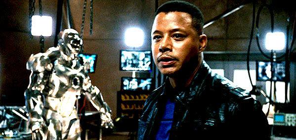 เทอร์เรนซ์ โฮเวิร์ด แฉเหตุที่ไม่ได้เล่น Iron Man 2