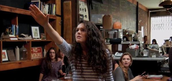 ตะลึง! เมื่อสาวพลังจิตถล่มร้านกาแฟ!